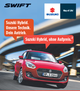 Suzuki Swift Roth Hybrid