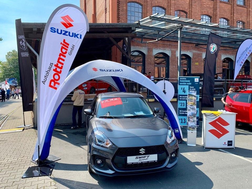 Frankfurter Automobilausstellung 2019