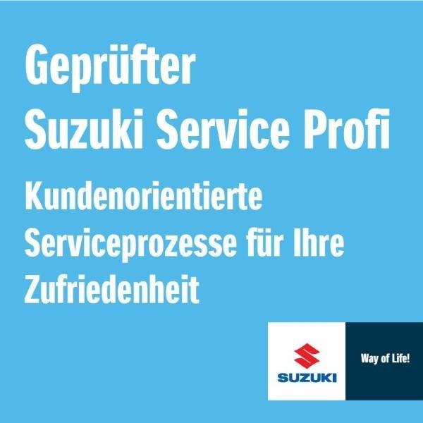 Suzuki Service Profi.