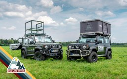 Jimny Zubehör WILD LAND DRIVERS