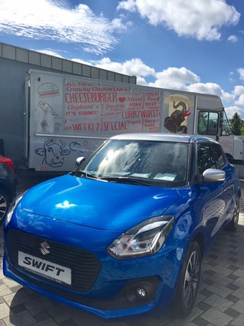Suzuki Swift Premiere 2017