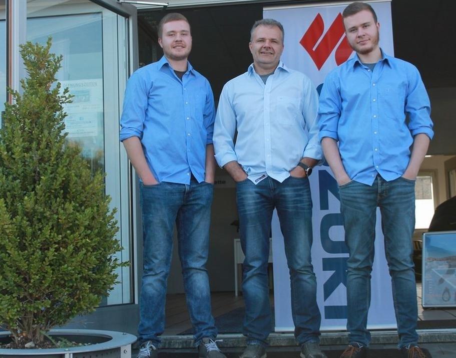 Norman,Markus,Robin Schobert