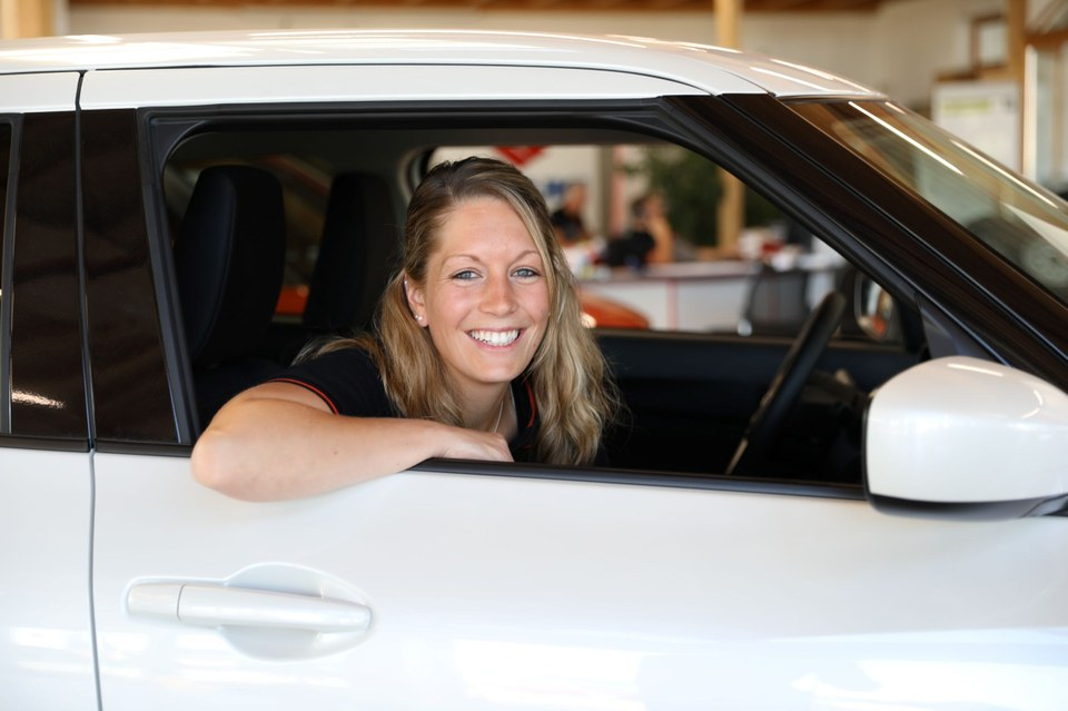 Natalie Allgaier - zertif. Automobilverkäuferin