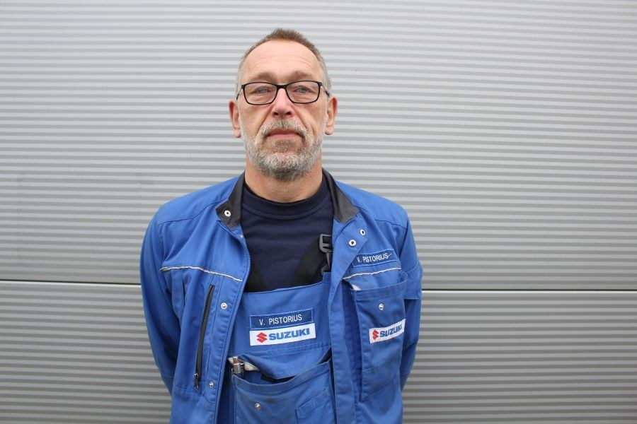 Volker Pistorius