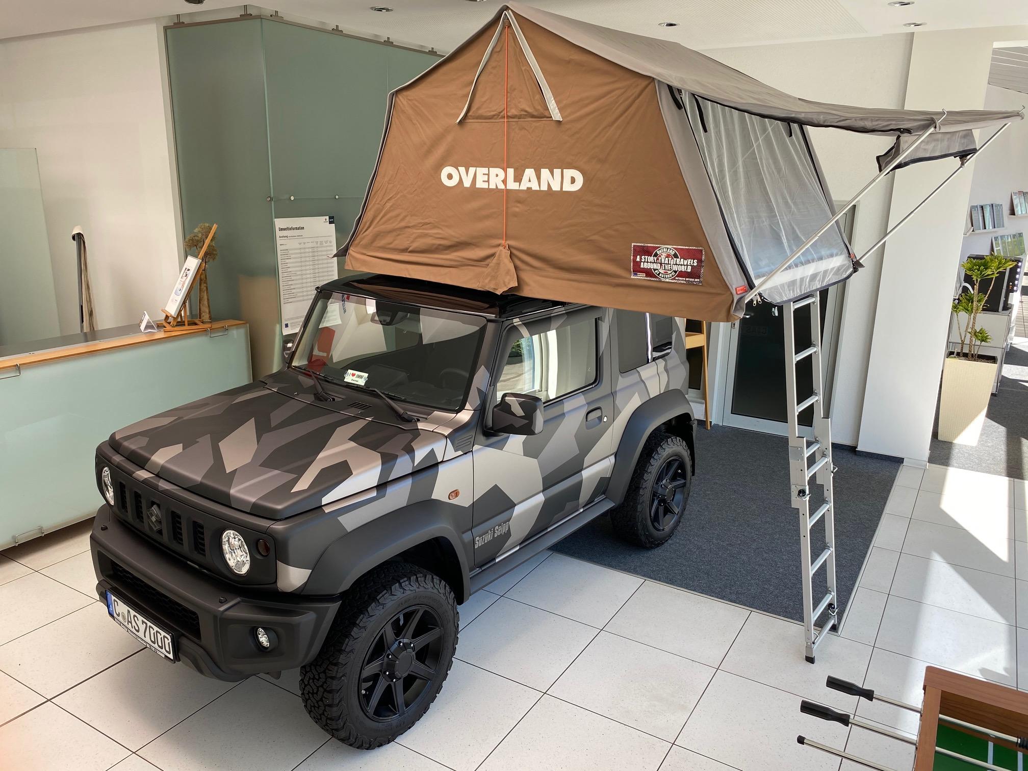 Jimny Camouflage-Edition