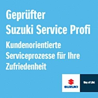 Suzuki Service Profi