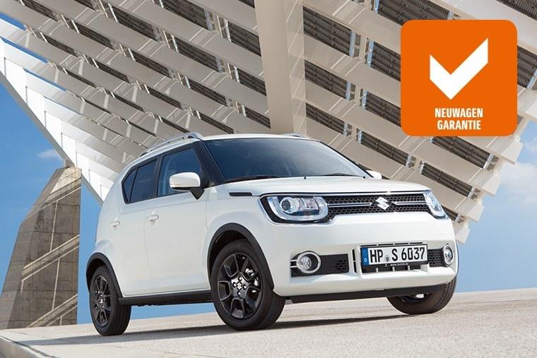Suzuki 3-Jahres-Garantie