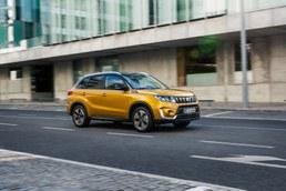 Unser neuer Suzuki Vitara