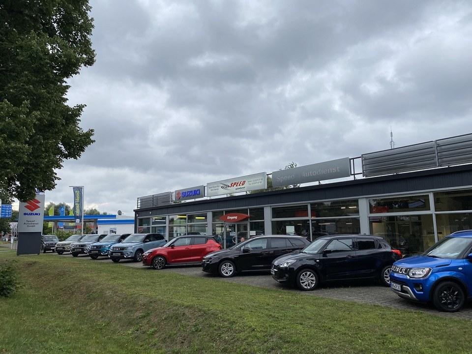 Speed-Autodienst GmbH Bernau