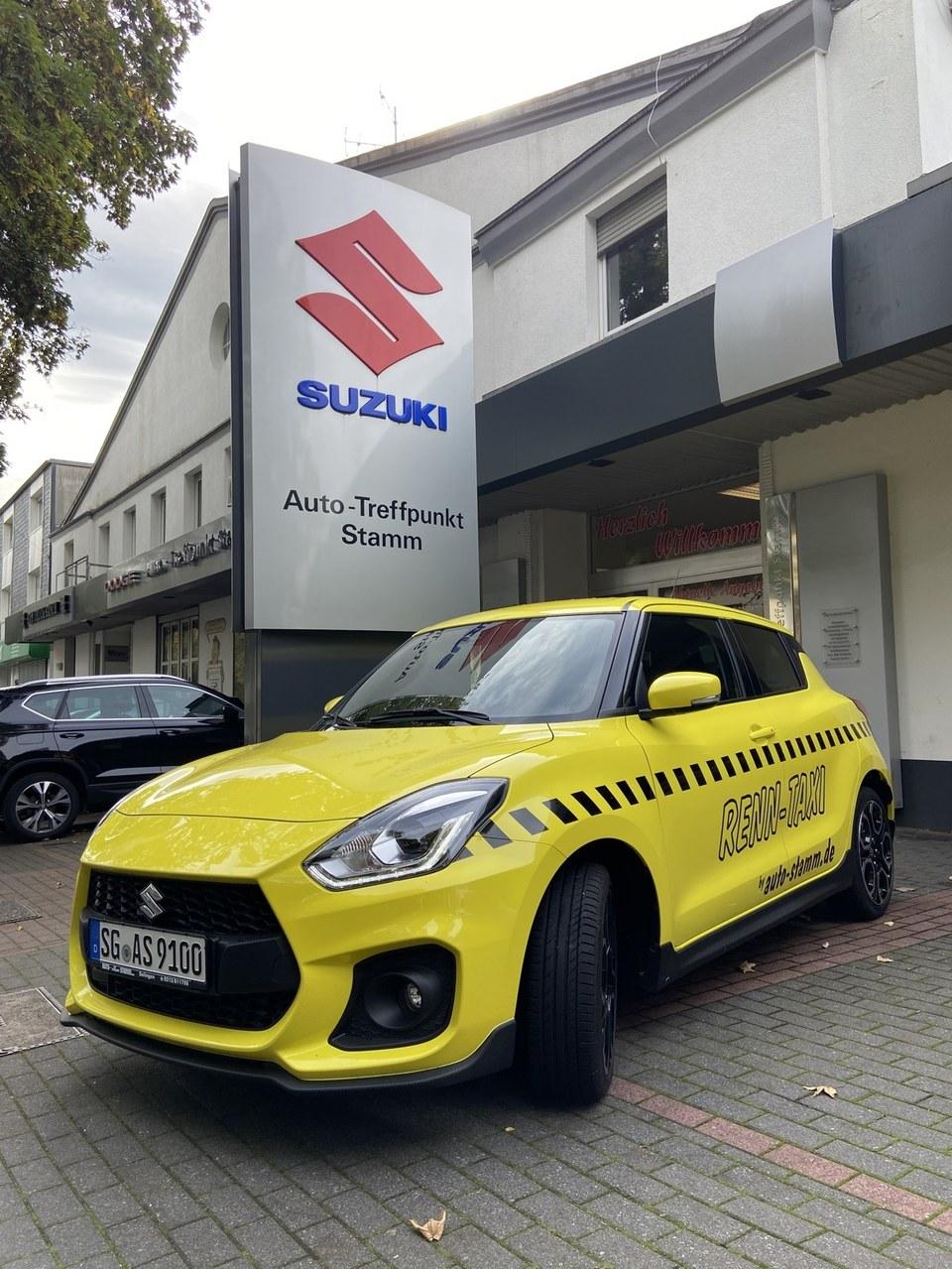 Auto-Treffpunkt Stamm GmbH