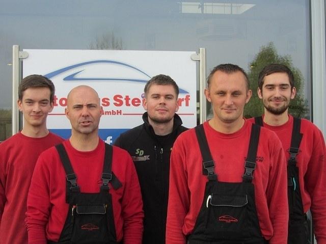Unser Werkstatt-Team