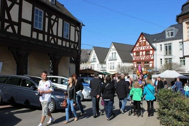 AutohausSteindorf ist wiederauf dem Frühlingsmarkt Weilmünster vertreten