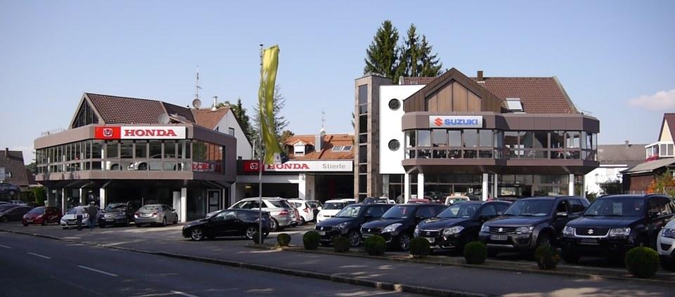 Suzuki Aussengebäude