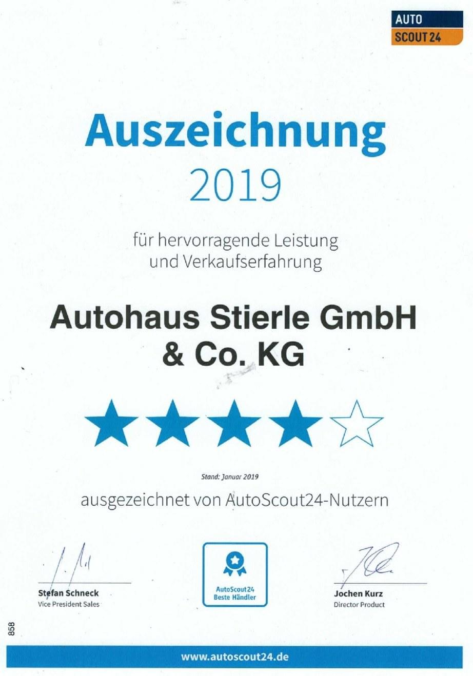 Autoscout 2019