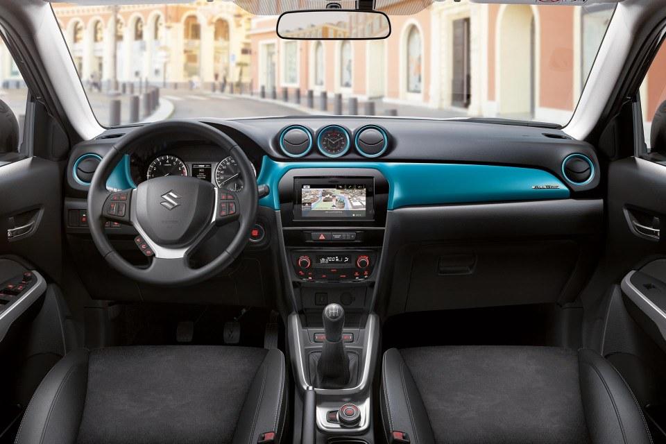 Suzuki Vitara Innenraum