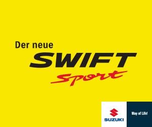 Macht's einfach: Suzuki Swift C368