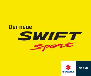 Der neue Swift Sport