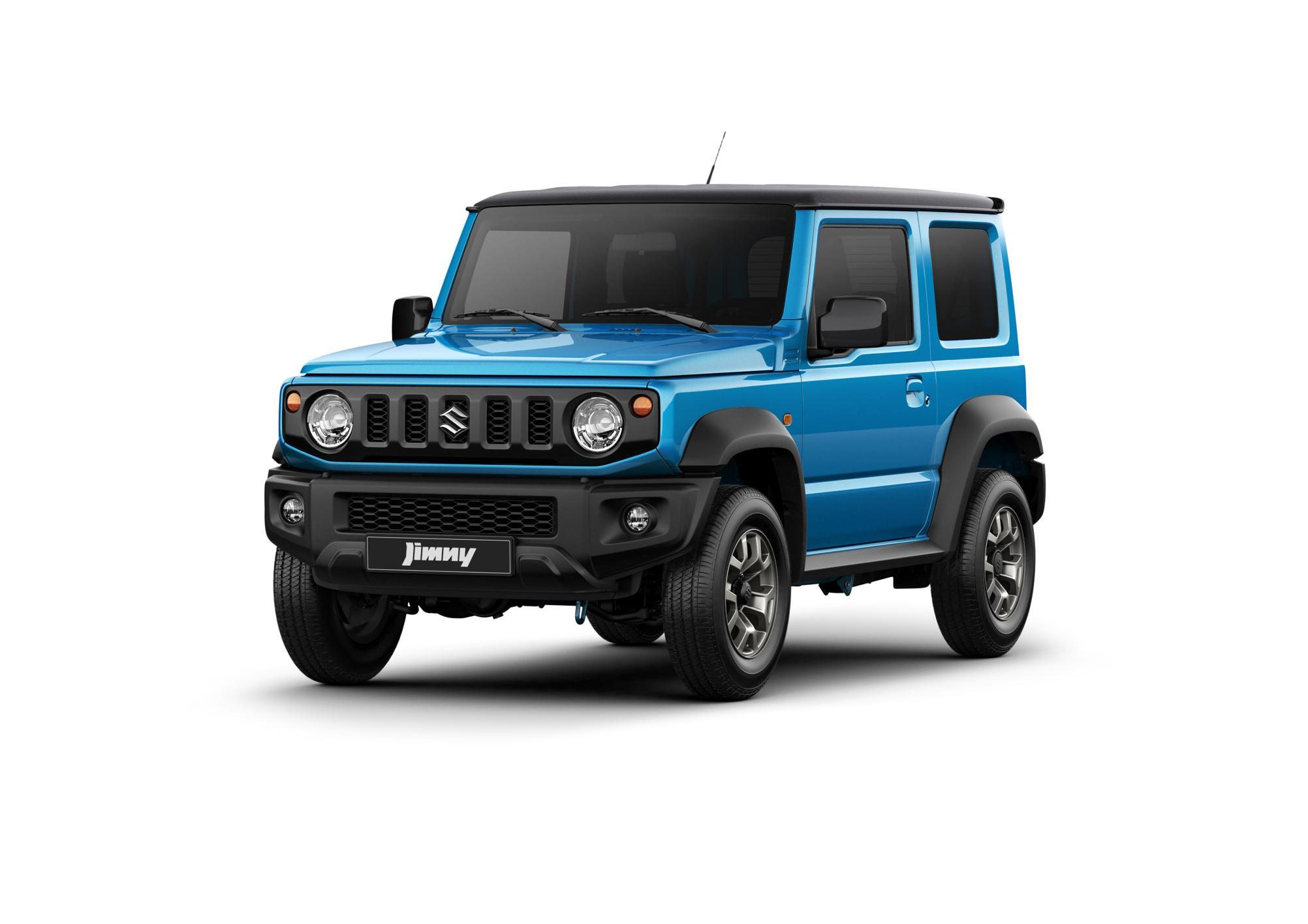 Suzuki Modelle