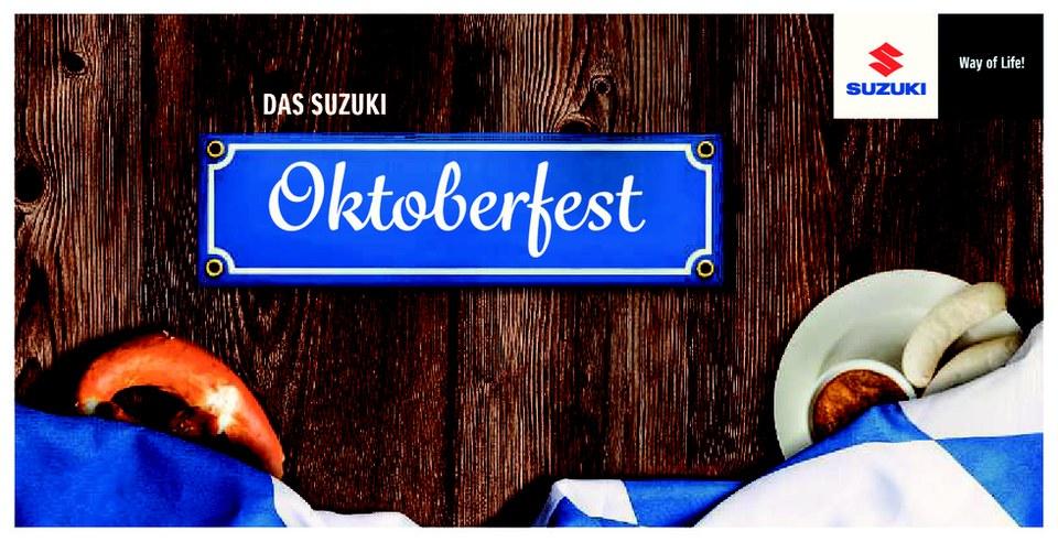 Suzuki Oktoberfest