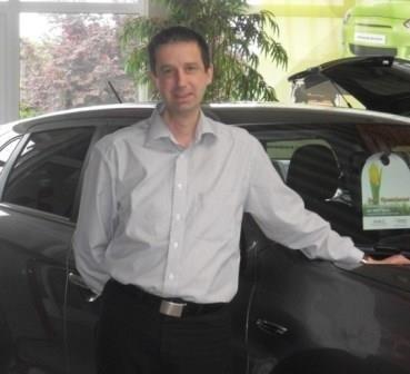 Verkäufer Stefan Weiß