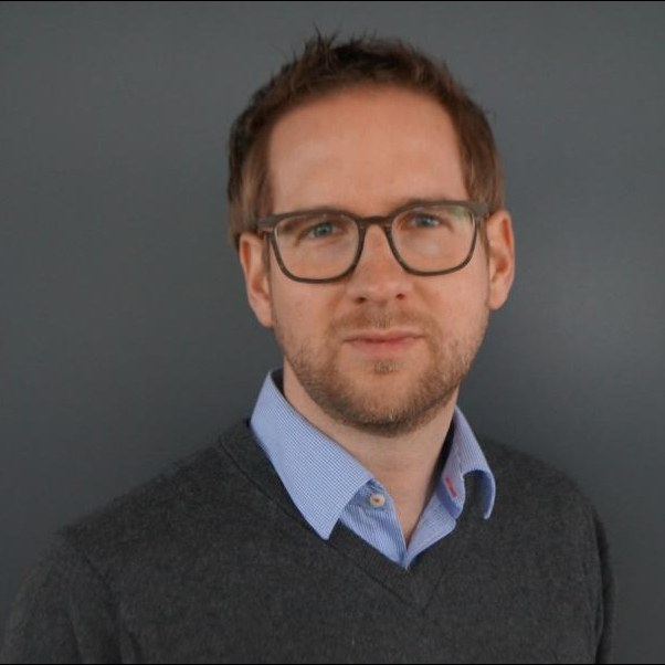Verkäufer Tobias Völker