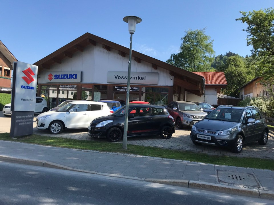 Autohaus Vosswinkel heute