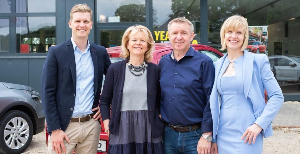 Familie Wegener