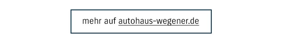 Autohaus Wegener Webseite