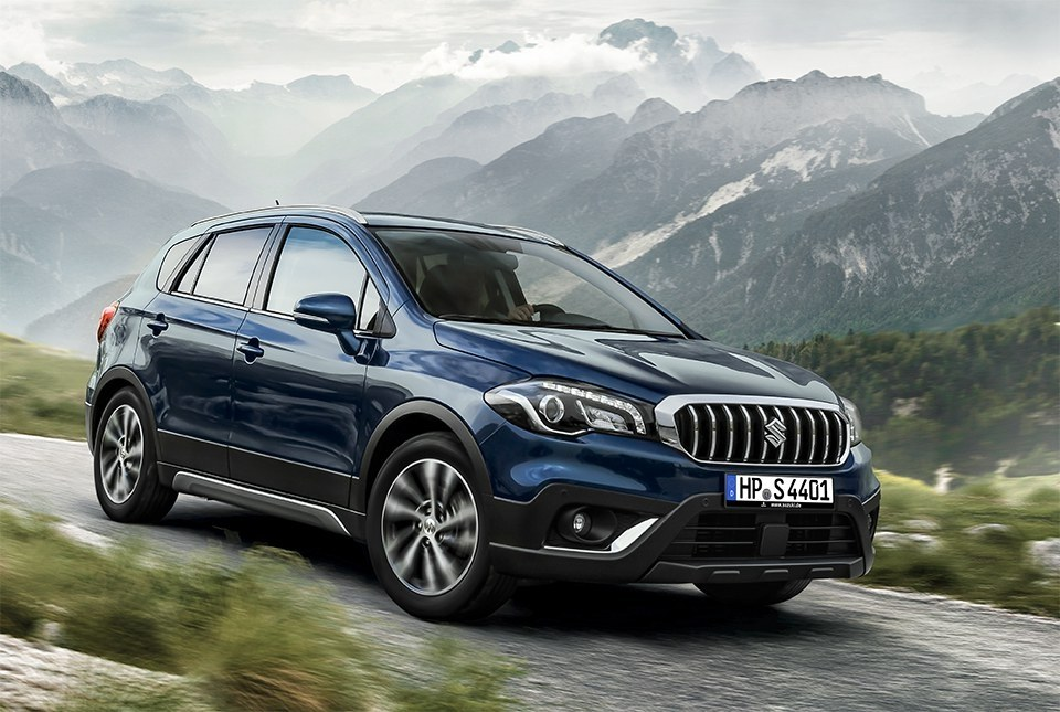 SX4 S-Cross Aktionsbild