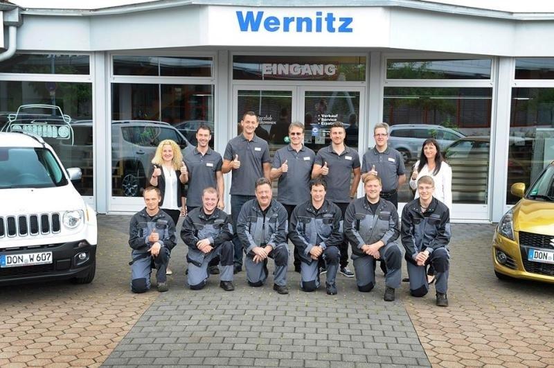 Service - Autohaus Rainer Wernitz