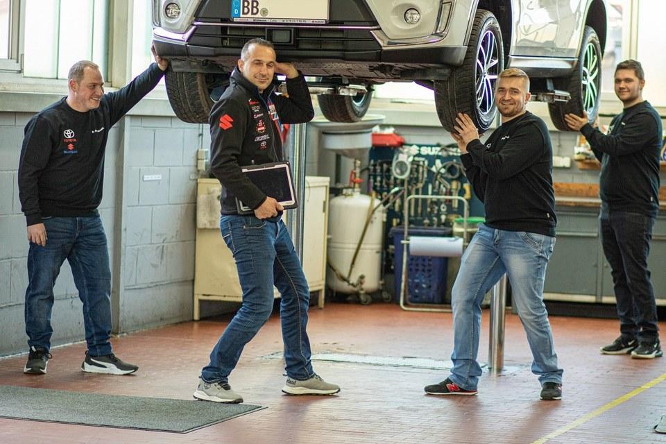 Werkstatt Autohaus Widmann