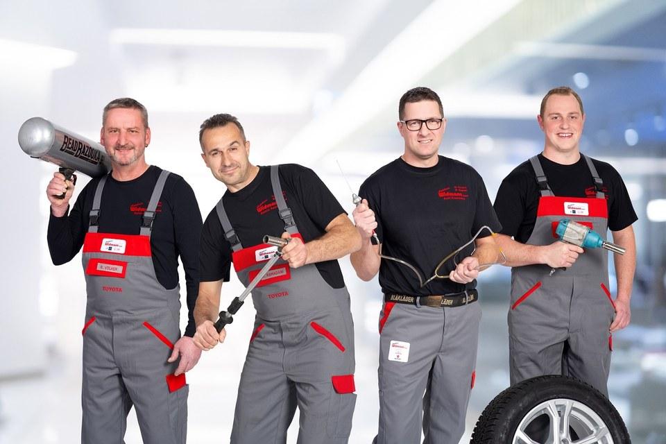 Werkstatt Team 2020