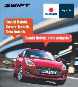 Hybrid ohne Aufpreis