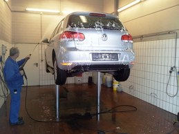 Autopflege & Fahrzeugaufbereitung professionell
