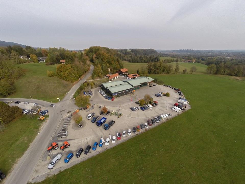 Luftbildaufnahme 2018