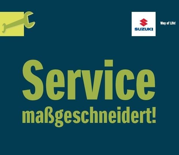 Service maßgeschneidert