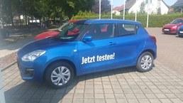 Suzuki Swift Zeesen Vorführwagen
