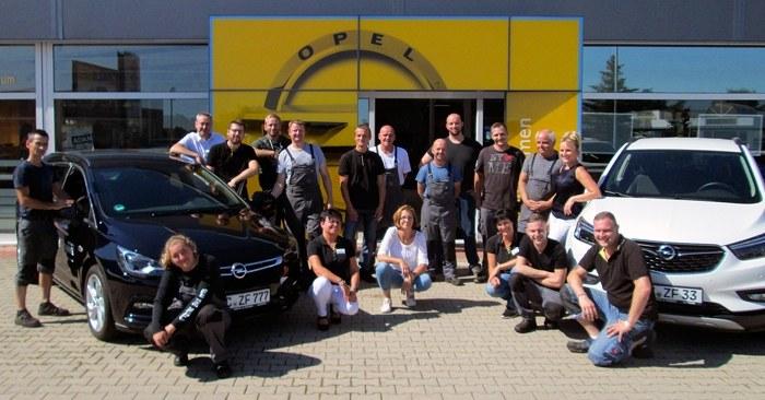 Team ZIMPEL & FRANKE in Meerane